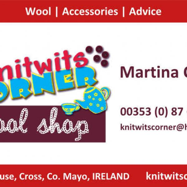 BUSINESS CARD DESIGN & PRINT BALLINROBE MAYO