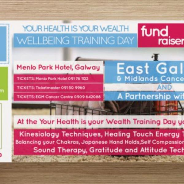 FLYER DESIGN LOUGHREA CO. GALWAY